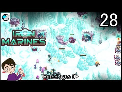 Iron Marines #28 Game of Horns |
