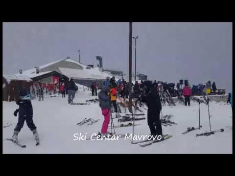 Traveling to Ski Centar Mavrovo, Macedonia