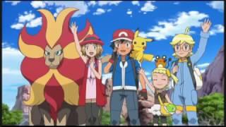 Phim Hoạt Hình Pokemon XYZ Tập 4 ( Thuyết Minh )