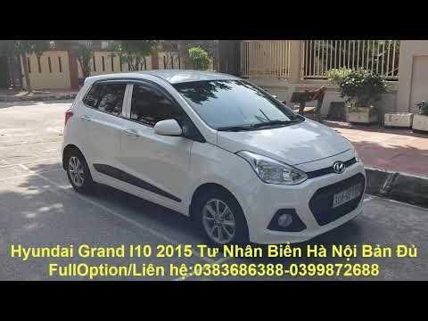 Hyundai Grand I10 2015 Nhập Khẩu Chủ Xe Giữ Gìn Quá Cẩn Thận Chất Lượng Vô Cùng