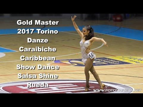 Gold Master 2017 Torino , Danze Caraibiche, Caribbean Show Dance, Salsa Shine, Rueda (19)