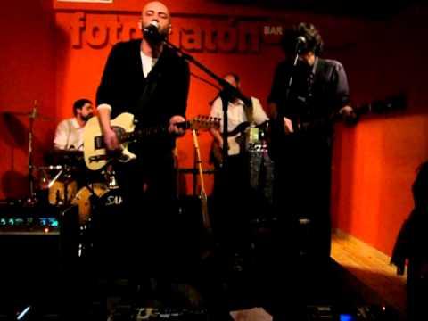 Bandini en Fotomatón - Madrid - 14 de Enero 2012