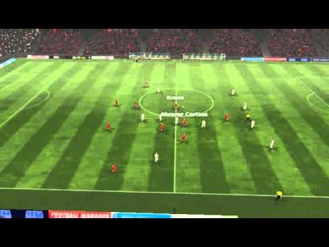 FC Bayern vs Stuttgart - Kroos Goal 86 minutes