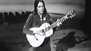 Joan Baez - Copper Kettle (BBC Television Theatre, London - June 5, 1965)
