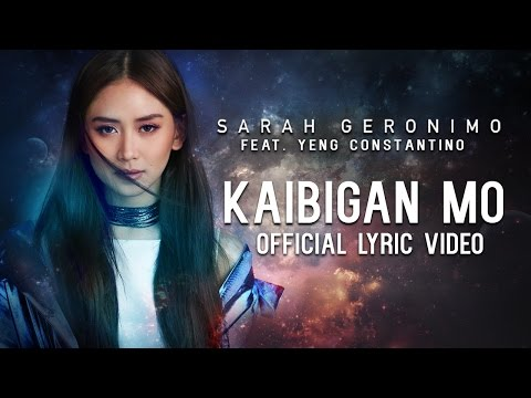 Sarah Geronimo featuring Yeng Constantino — Kaibigan Mo [Official Lyric Video]