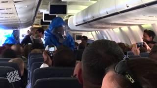 Ebola Scare On US Airways Plane Brings Hazmat Team On Board
