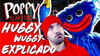 POPPY PLAYTIME: Huggy Wuggy Origen Explicado, Historia, Teorías Y Más! Reacción | iTownGamePlay