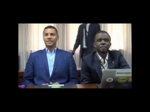 Télé Congo - World resources Institute Brazzaville Office - Official launch of 2017 Forest Atlas