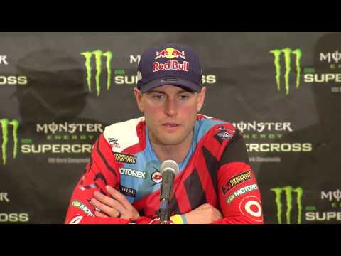 450SX Class Press Conference - Indianapolis - Race Day LIVE - 2017