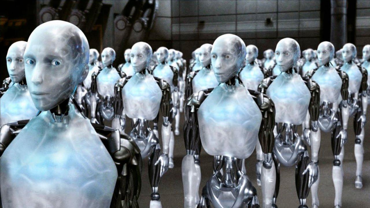 Los robots dominar n al mundo en 2030 im genes info - Robot que limpia el piso ...
