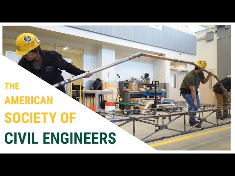 Student Club Spotlight: American Society of Civil Engineers (ASCE)