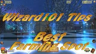 Wizard101 Tips -  Best Farming Spot