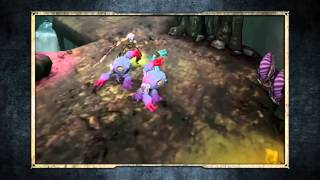 Heroes of Ruin - (Nintendo 3DS) - Trailer castellano