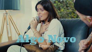 Priscila Olly - Algo Novo  | Kemuel Apresenta (Cover)