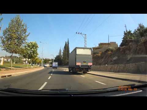 Driving In Israel pt. 8- Rosh Ha