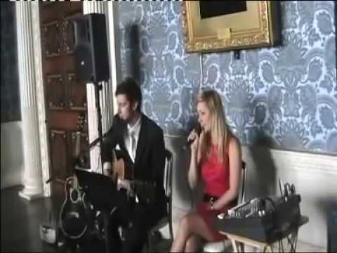 Taylormade Acoustic Duo Live Video - Claydon House 30th April 2010