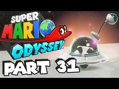 Super Mario Odyssey - Part 31 - Mysterious Flying Object