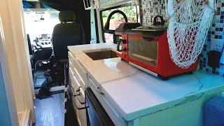 Best Kitchen Designs | Van Life Kitchen Layouts