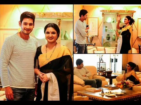 Mahesh Babu House Interiors Images