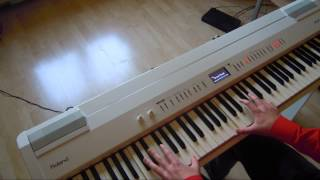 Stratovarius - Hunting High And Low (Piano cover)