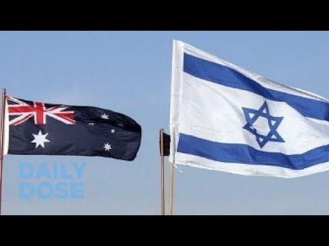 Australia Mulls Moving its Embassy to Jerusalem