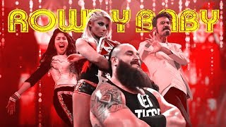 Rowdy baby Song WWE Version   Maari 2