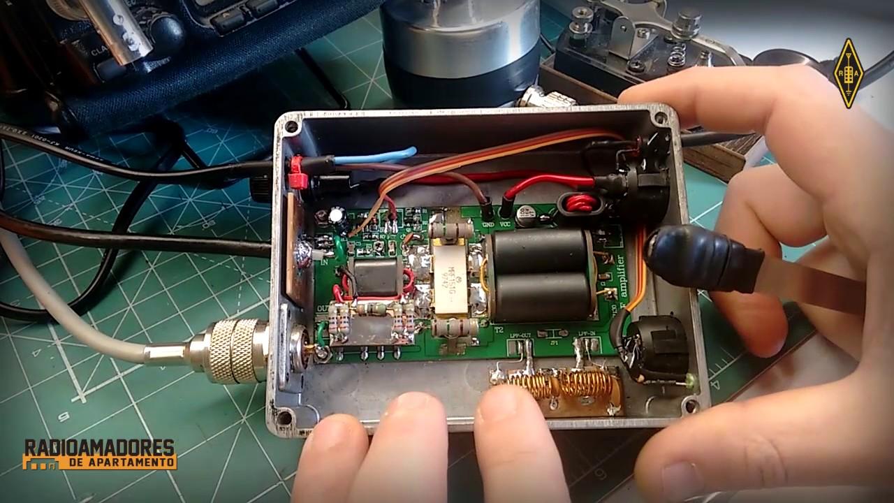 Review Amplificador Linear HF - Parte 2