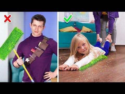 11 Komik Çocuk Bakıcılığı Şakası ve Hilesi