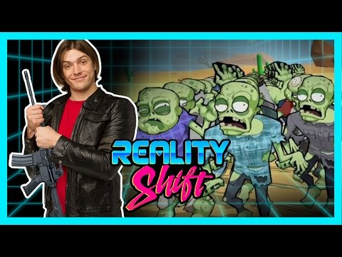 VIRTUAL ZOMBIE SHOOTOUT (Reality Shift)