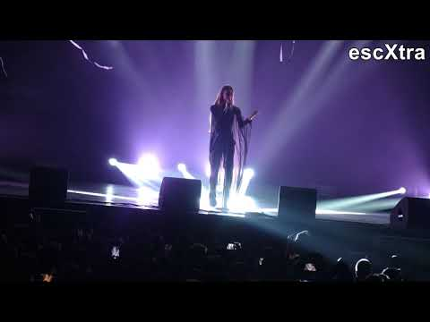 PERFORMANCE: Sennek- A Matter of Time @ Eurovision in Concert 2018 // ESCXTRA