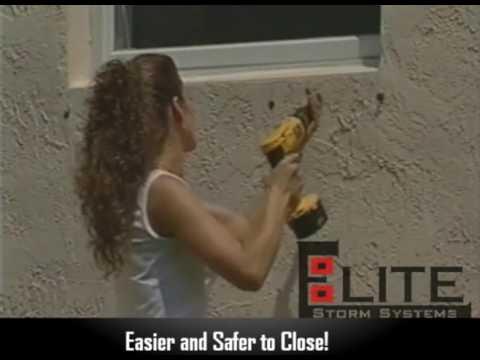 American Shutter Works Shutter Deployment Video
