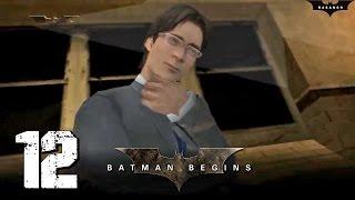 Batman Begins (PS2) walkthrough part 12