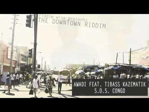 Awadi feat. Tibass Kazematik - S.O.S. Congo [The Downtown Riddim - Riddim Wise]