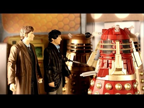 Doctor Who Figure Adventures: Essence Of The Daleks (2015)