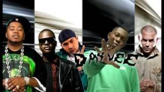 Pitbull,Sean Paul, Taio Cruz, Dizzee Rascal, Twista -Take me back (DayVee Mix).mpg