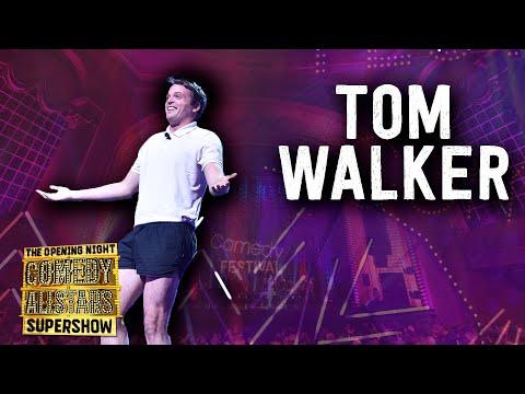Tom Walker - Opening Night Comedy Allstars Supershow 2018
