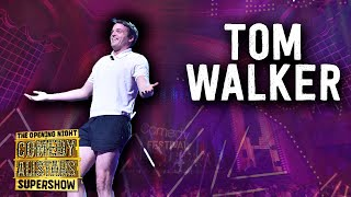 Tom Walker - Opening Night Comedy Allstars Supershow 2018
