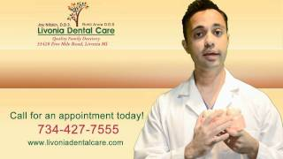 Dentist in Livonia, Michigan Talks About Tooth Sensitivity