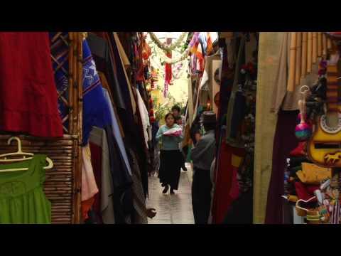 La Mariscal Market - Quito, Ecuador
