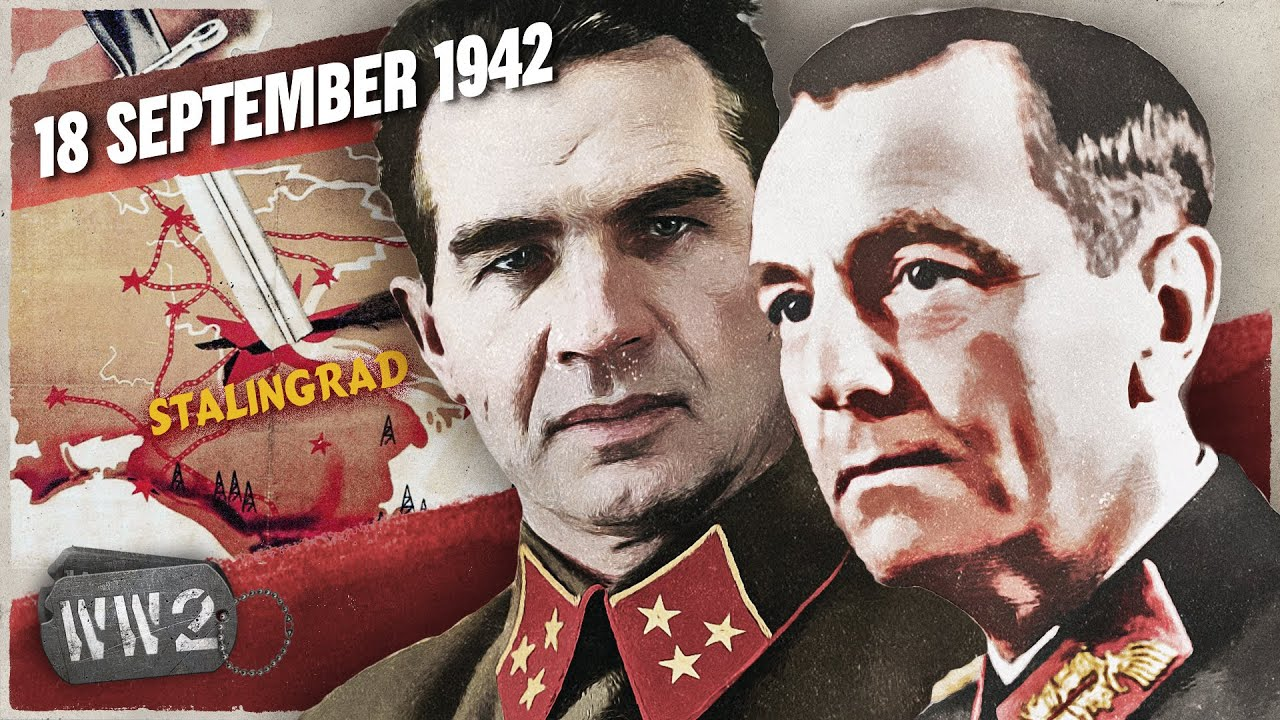 Download 160 - Stalingrad Falls? - WW2 - September 18, 1942