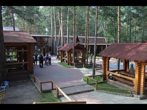 Заельцовский парк Новосибирск 2do2go