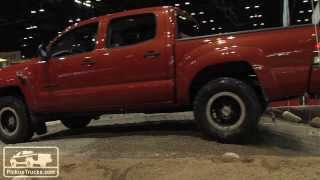 2015 Toyota Tundra and Tacoma TRD Pro Package - 2014 Chicago Auto Show