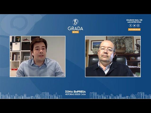 ZONA EMPRESA. Entrevista a Pedro Martínez, gerente de Cocedero de Mariscos La Mar