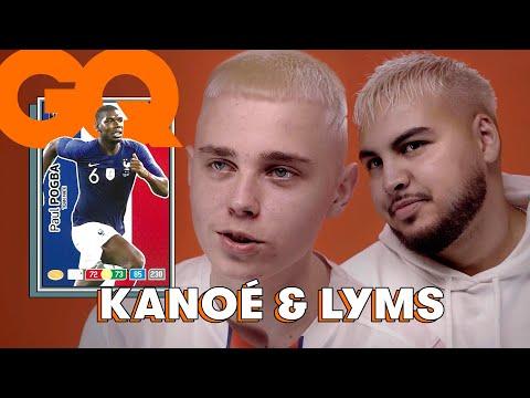 Youtube: La Tier List football de Kanoé & Lyms: Giroud, Rooney, Adriano… | GQ