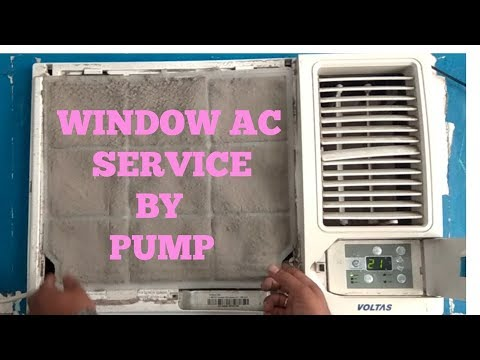 Ac service at home