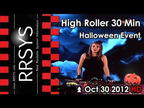 ▀ ^RRSYS^ High Roller 30 Minutes 19 Spins # The Event Halloween