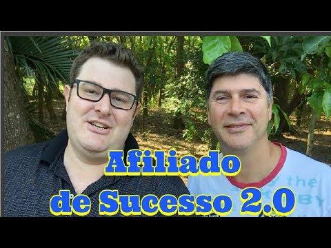 Lançamos o Afiliado de Sucesso 2.0! Veja como Ganhar Dinheiro na Internet Honestamente!