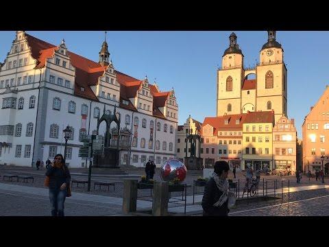 Lutherstadt Wittenberg - wo alles begann