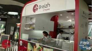 Breizh Crepes Authentic French Crepes Restaurant Bangkok