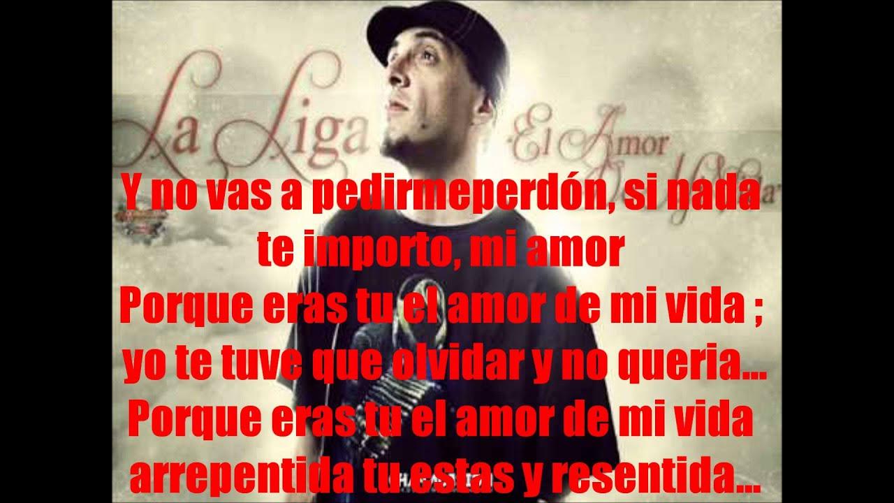 El Amor Y Frases De La Vida: Tito Y La Liga El Amor De Mi Vida